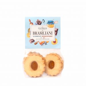 Brasiliani all'albicocca pasticceria triestina ulcigrai
